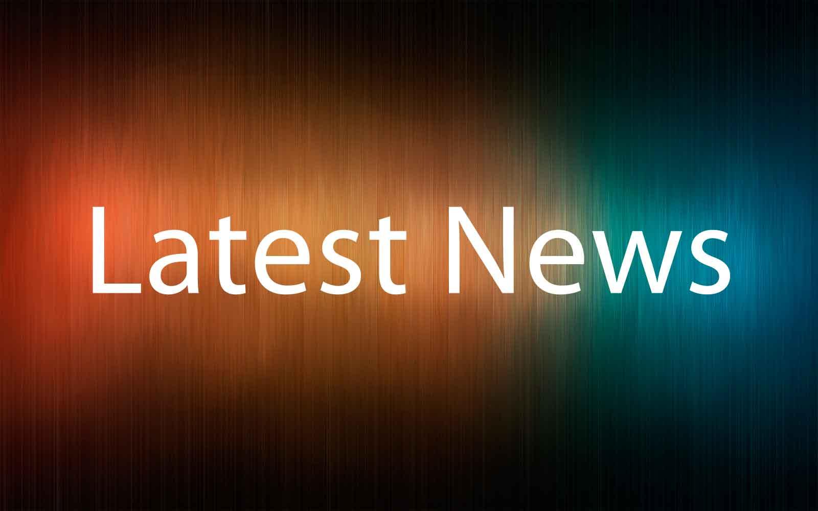 Latest News!