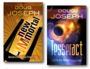 Books 1 & 2 of The Millennial Teleport Trilogy